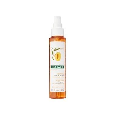 Klorane KLORANE Huile de Mangue Spray 125 ml - Mango yağı (Kuru ve yıpranmış saçlar) Renksiz